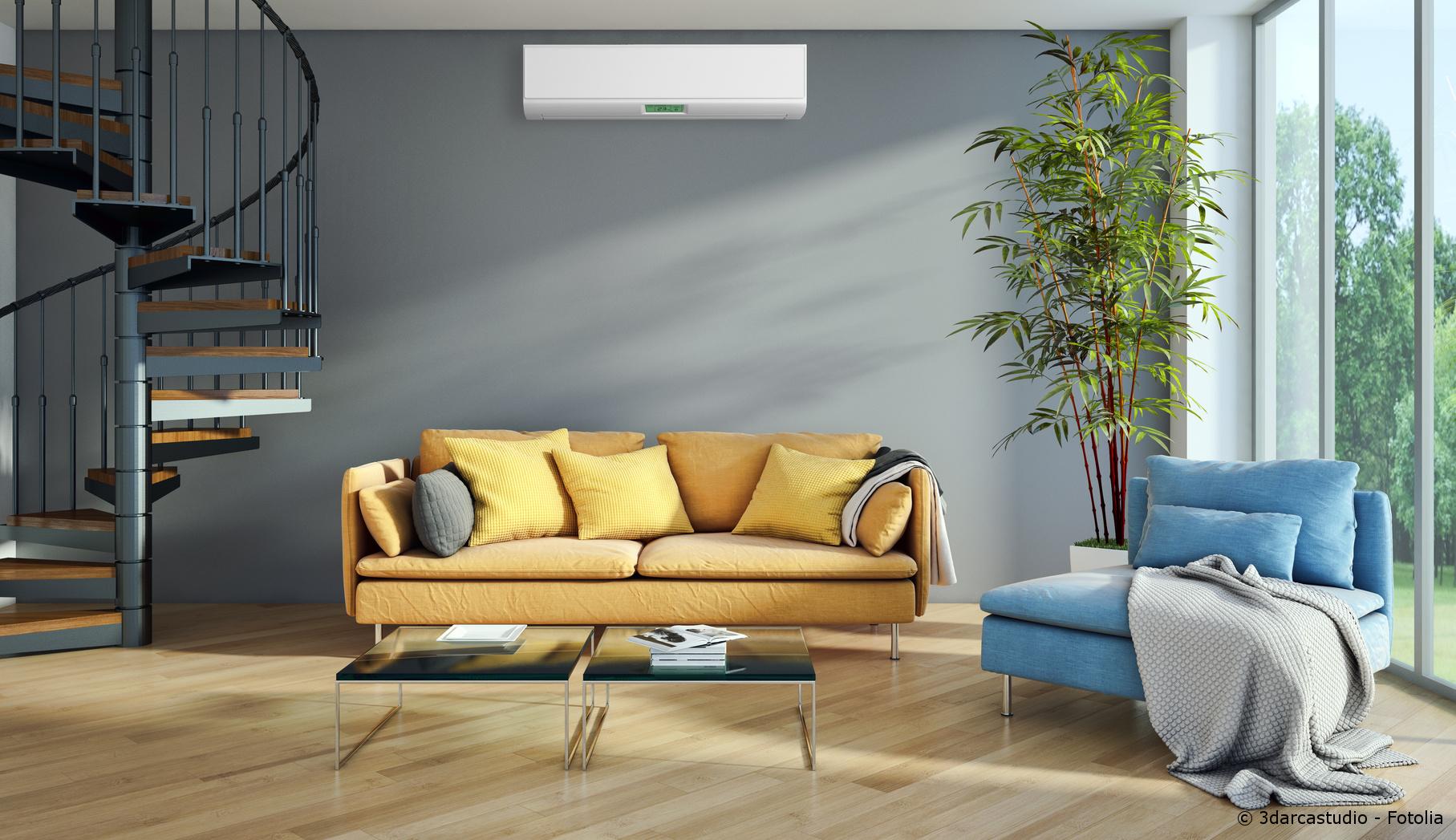 klimaanlage wohnung sanieren und d mmen. Black Bedroom Furniture Sets. Home Design Ideas